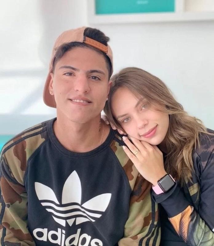 Rafael e Bruna Medina