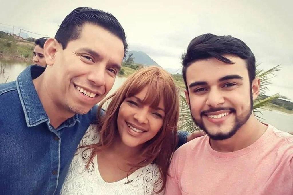 flordelis, ex marido e namorado