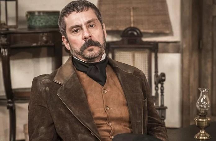 Tonico Rocha (Alexandre Nero) em Nos Tempos do Imperador