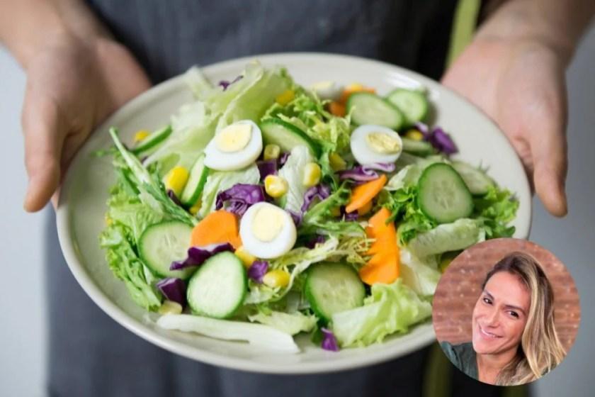 salad diet healthy eating