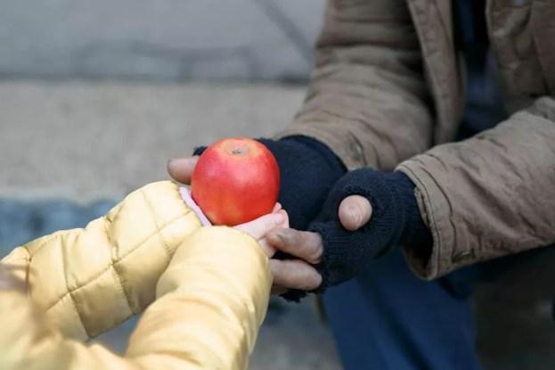 Iniziative per aiutare i poveri - Non sprecare