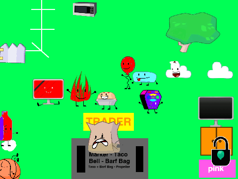 Bfdi Games On Scratch | Games World