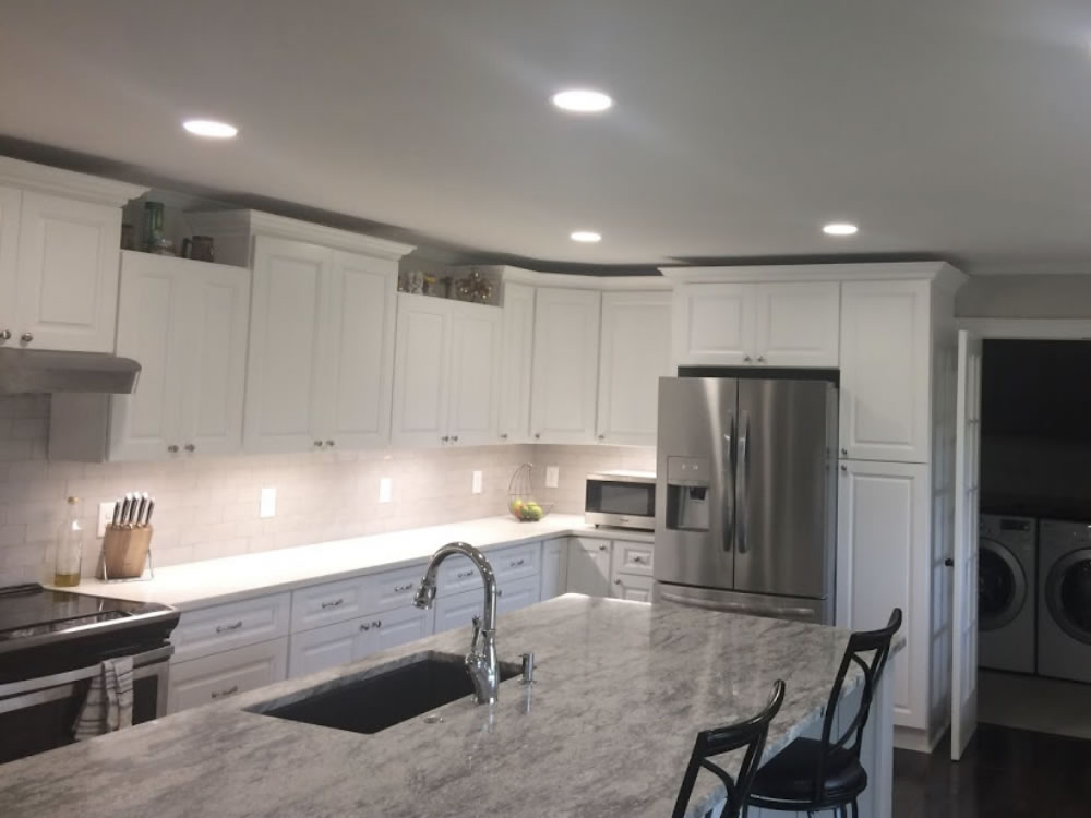 color selectable led recessed lighting