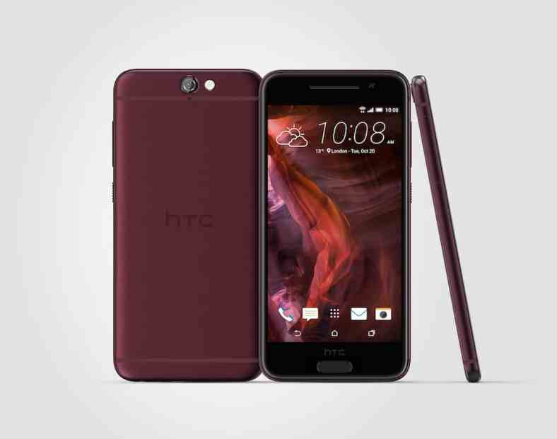 HTC One A9_3V_DeepGarnet