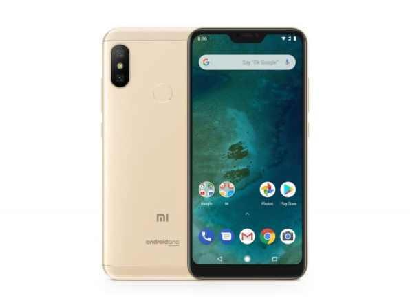 Xiaomi-Mi-A2-lite-gold (1)