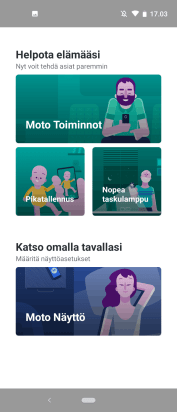 Moto-sovellus