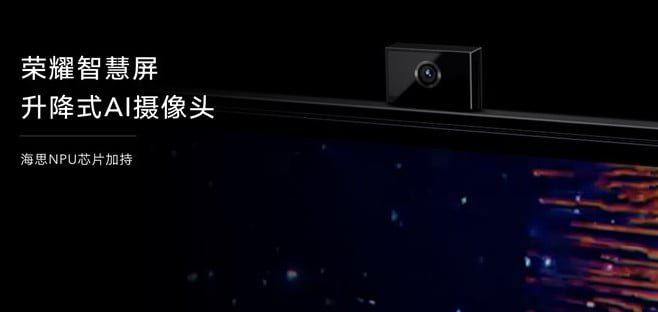 HONOR-Smart-TV-camera