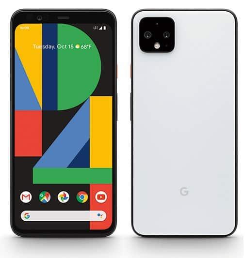 Google Pixel 4 XL -vuotokuva / Kuva: Evan Blass