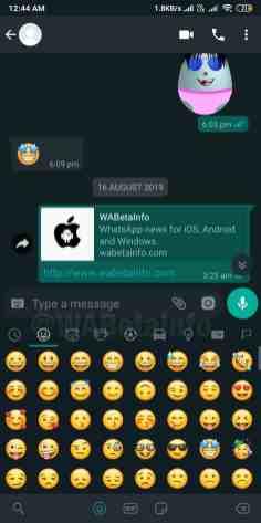 Chat_DarkTheme_Android
