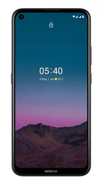 Nokia 5.4_Front_LS_DS