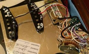 Fender Tex Mex Pickups Wiring Diagram  Somurich