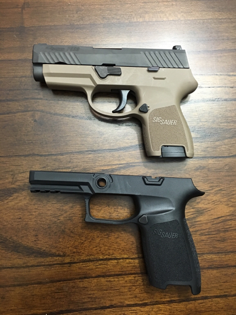 Sig P250 Compact Slide Subcompact Frame | Framejdi org