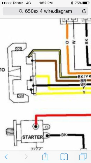 Stator  4 wire vs 5 wire patability | XH2o