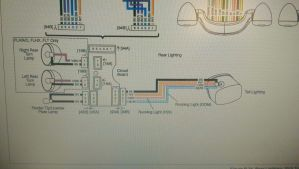 2014 Taillight wiring diagram needed  Road Glide Forums