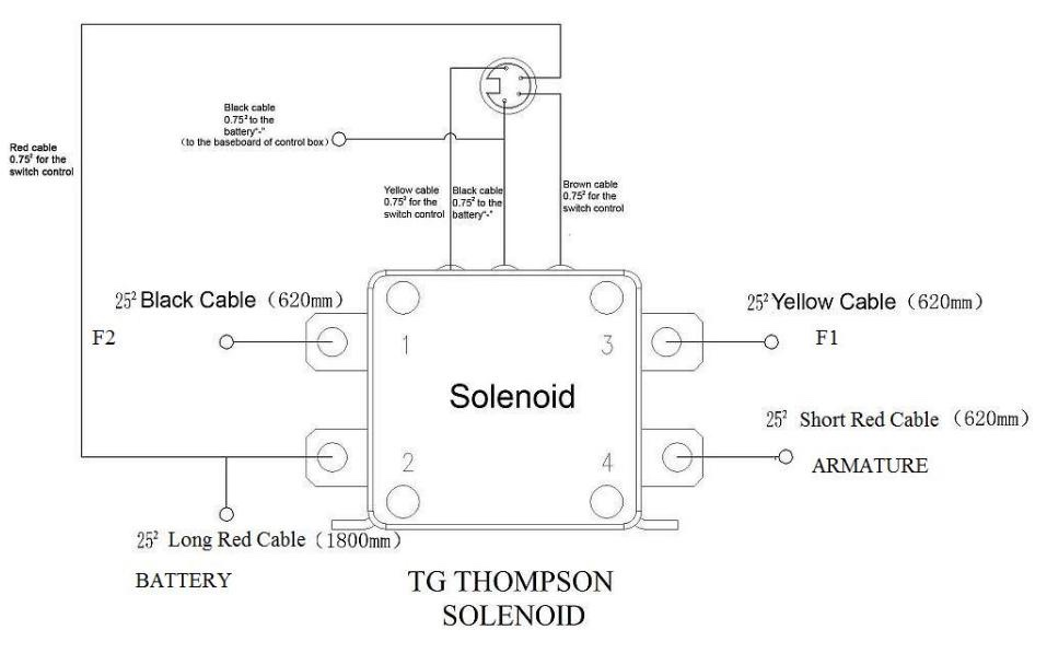 Tg Thompson Solenoid And Xd Winch