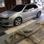 Strut Mod For Lowering Front End Fordfusionclub Com
