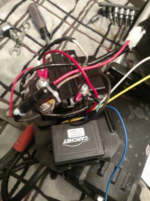 Howto: Wireless Winch Controller with Smittybilt XRC (and Others)  Second Generation Nissan