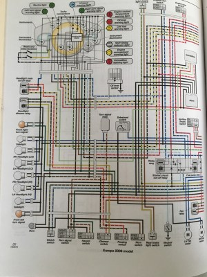 wwwYamahaRcouk • View topic  engine loom wiring diagram