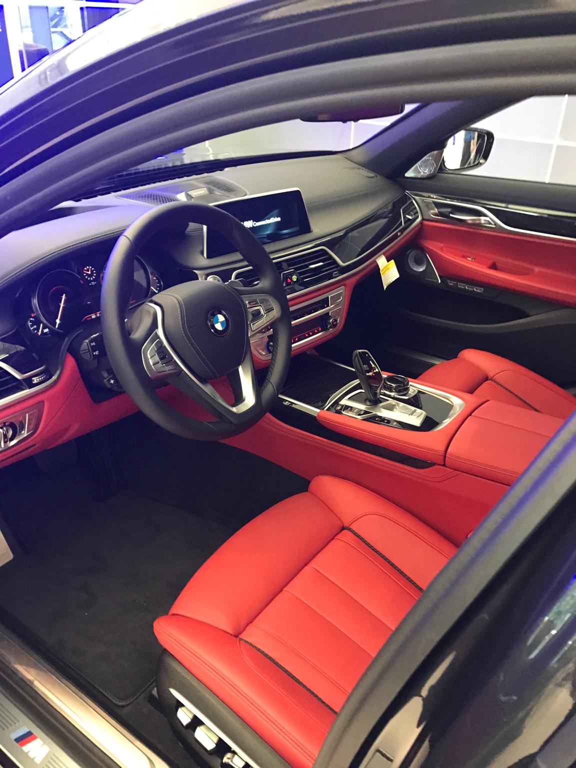 Bmw X6 2017 Interior