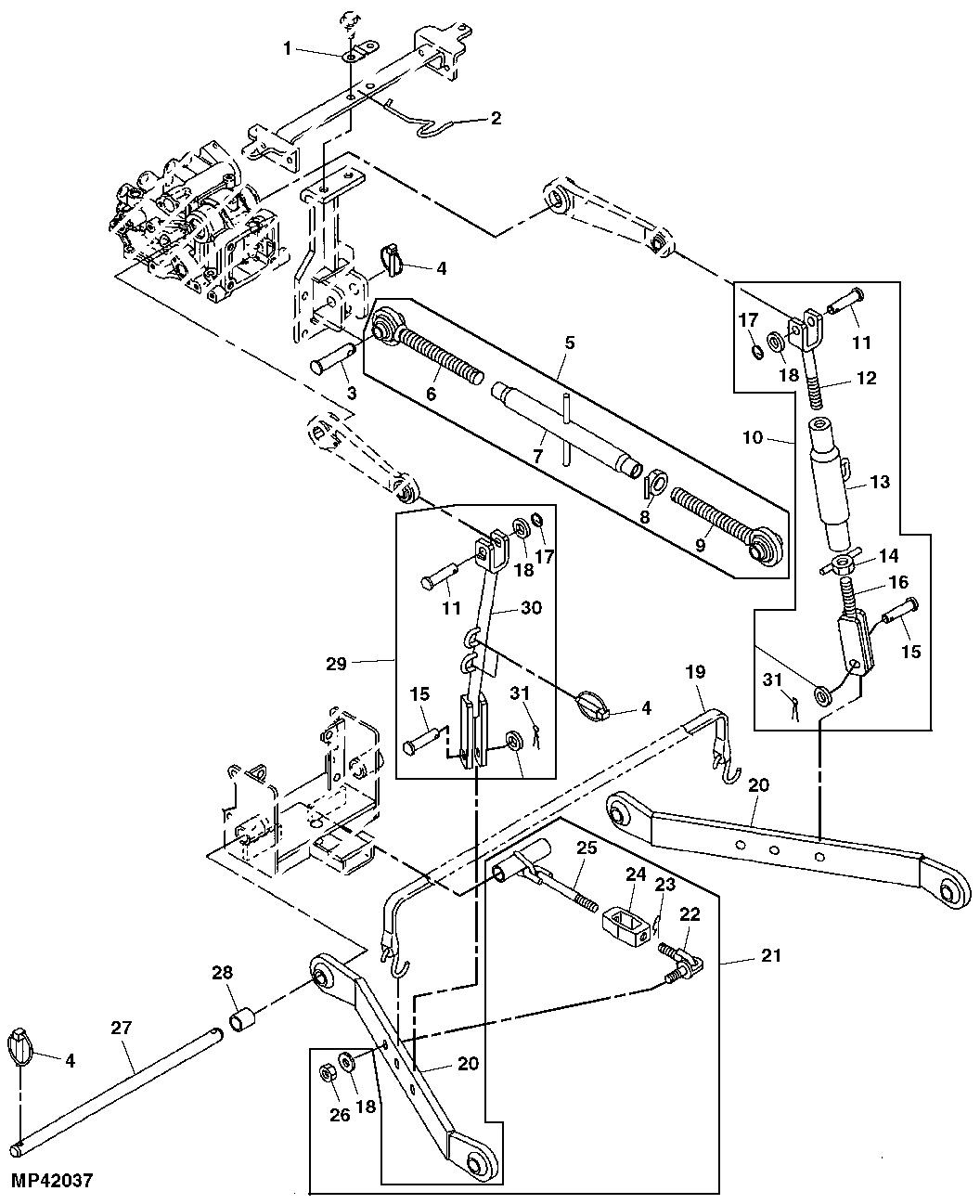 John Deere Fuse Box Diagram