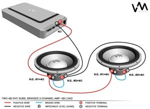 VWVortex  Help with wiring subs?