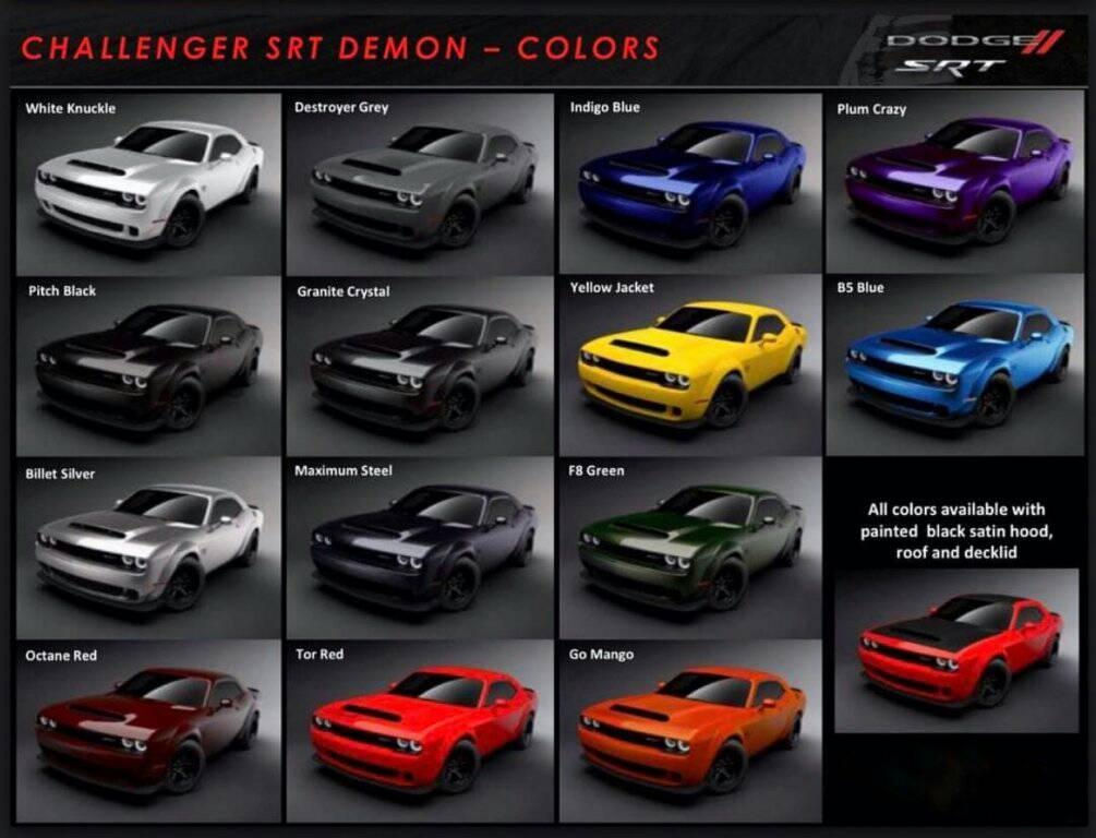 Any Changes in the 2018 Models? - Dodge Charger Forums