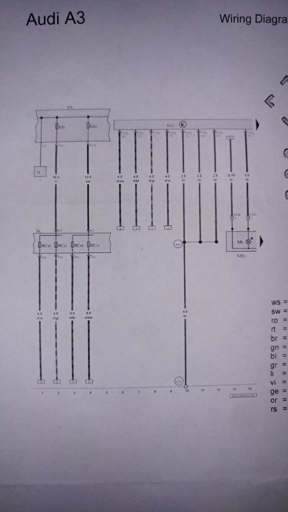 2015 audi a3 wiring  bege wiring diagram