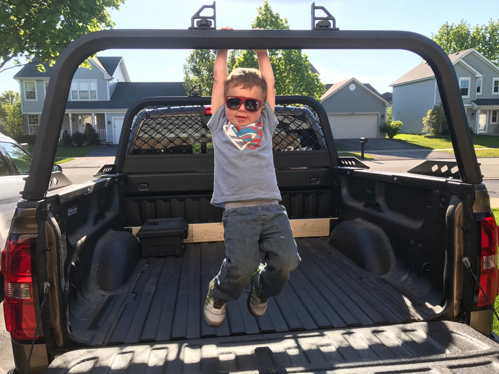 dee zee truck bed rack review and