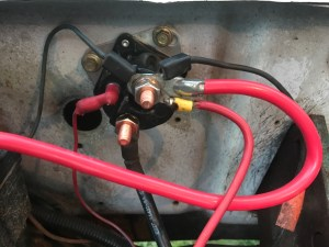 Starter Relay  Solenoid Wiring 86  Ford Bronco Forum