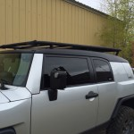 Lowest Profile Fj Cruiser Roofrack Expedition Portal