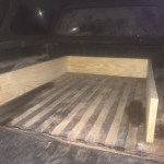 Custom Truck Bed Storage Contractor Talk Professional Construction And Remodeling Forum