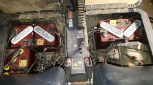Bad Boy Buggy Ambush EZGO Charger receptacle wiring