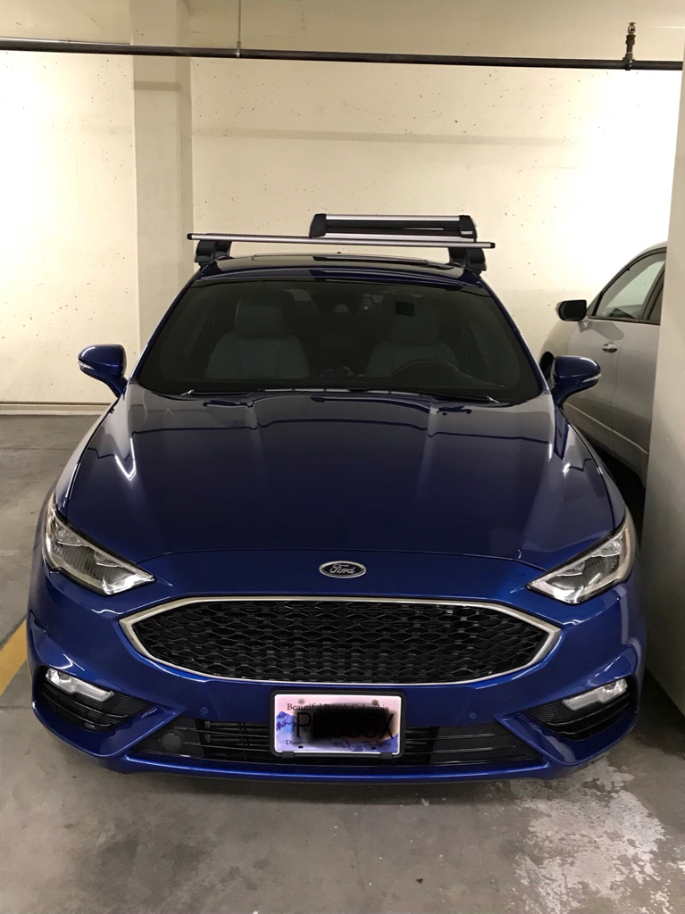 roof rack ford fusion v6 sport forum