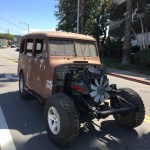 Project Face Off 1949 Willys Wagon On A 2006 Jeep Wrangler Lj Frame Running Gear Page 4 Old Willys Forum