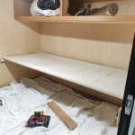 Teardrops N Tiny Travel Trailers View Topic Fold Up Bunk Ideas