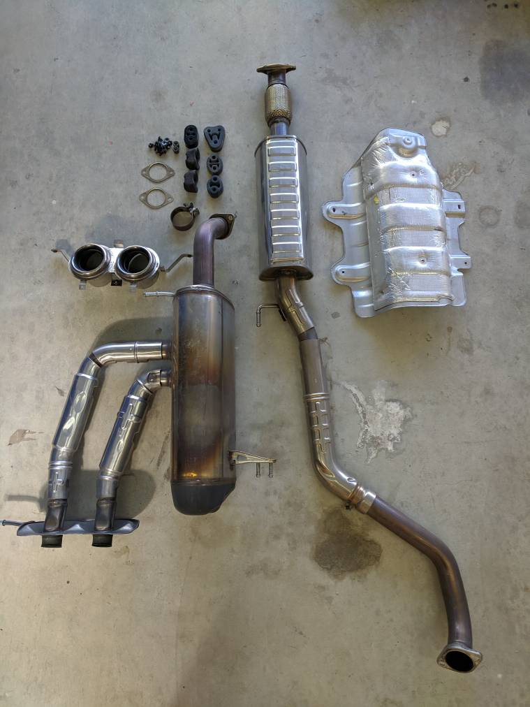 2014 veloster turbo stock exhaust