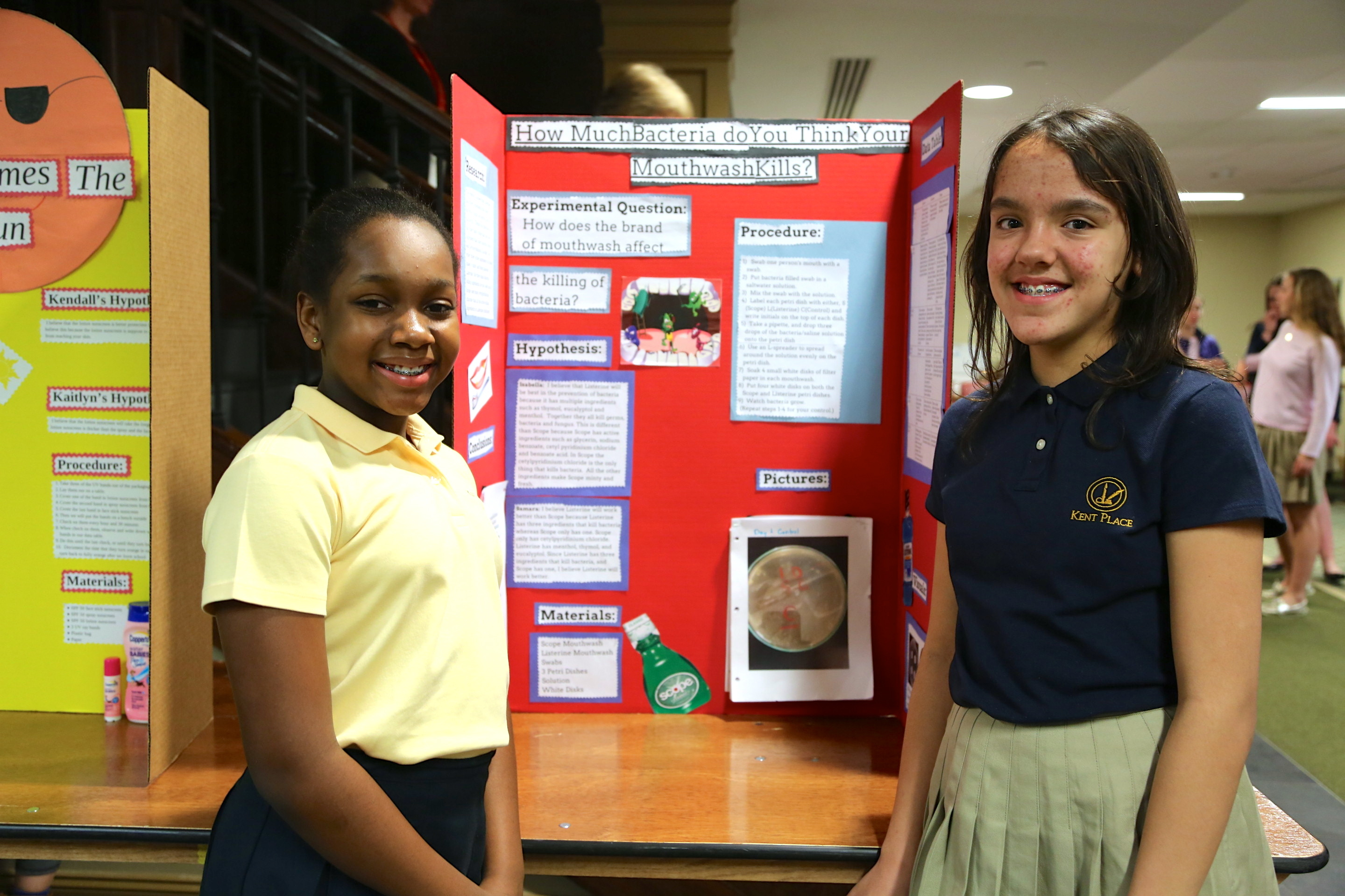 Science Research Projects For Middle School Students