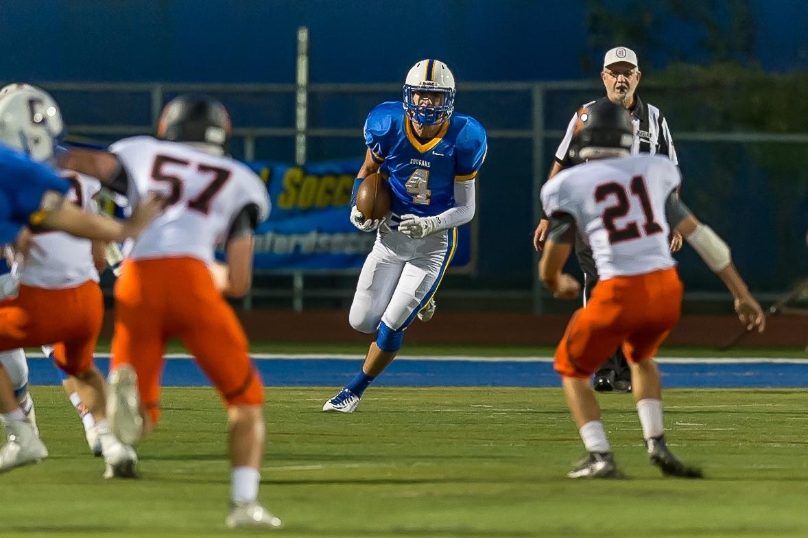 Cranford High School Football Photo Highlights From Win