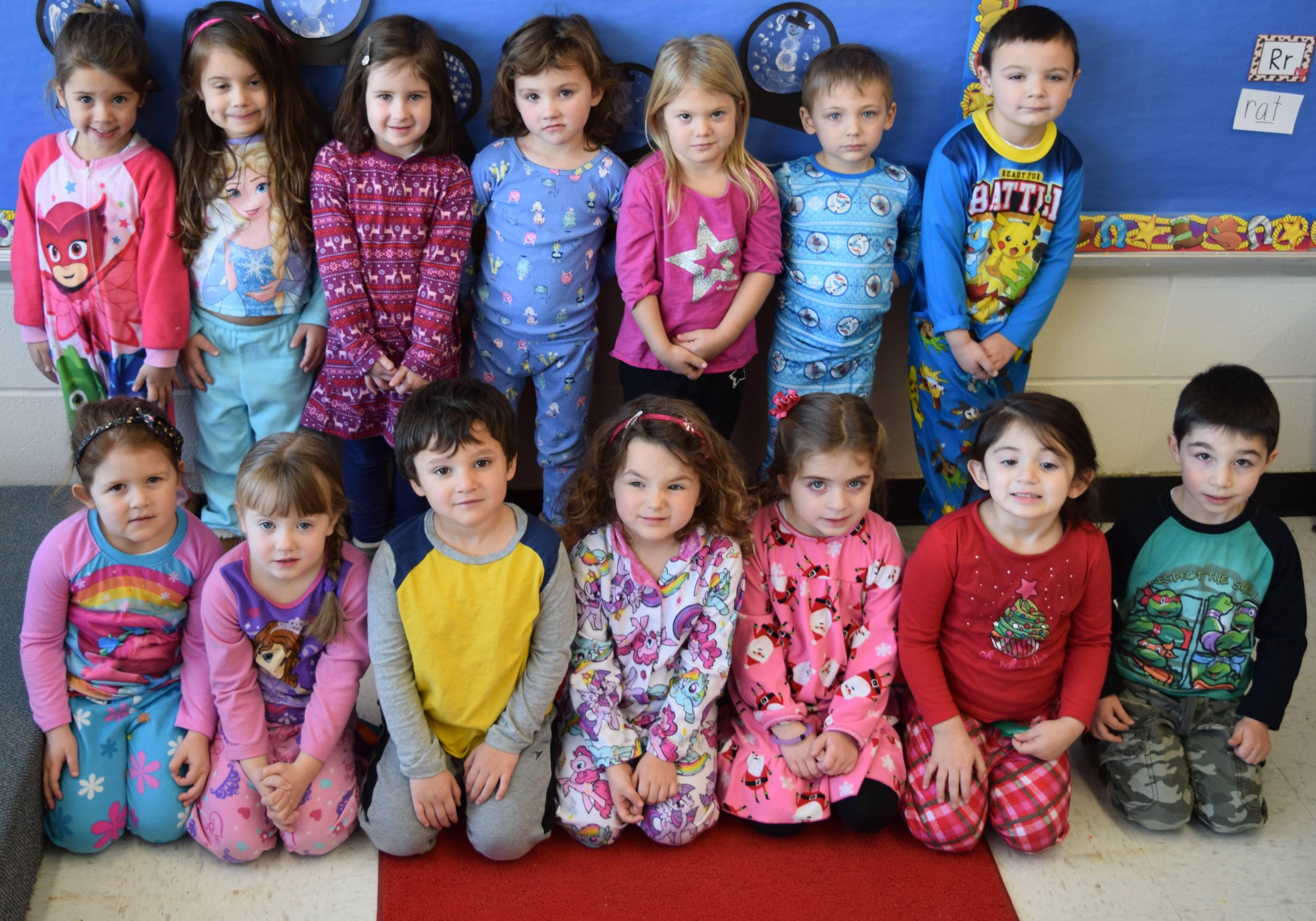 Pine Grove Holds Annual Pajama Drive