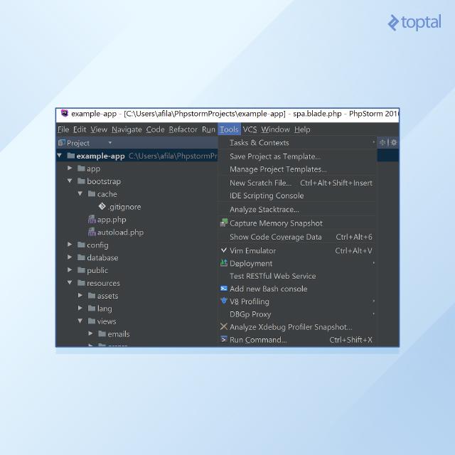 Enable the Vim Emulator via the Tools menu.