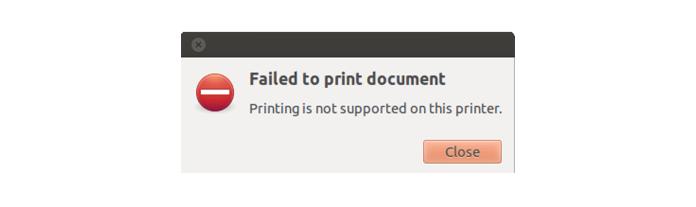 Funny error