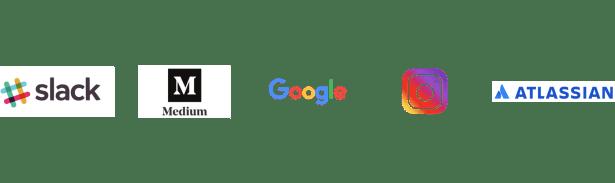 Desarrollo de logotipo de la marca moderna