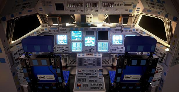 El diseño de la cabina de la NASA utiliza la psicología del diseño y la teoría del color