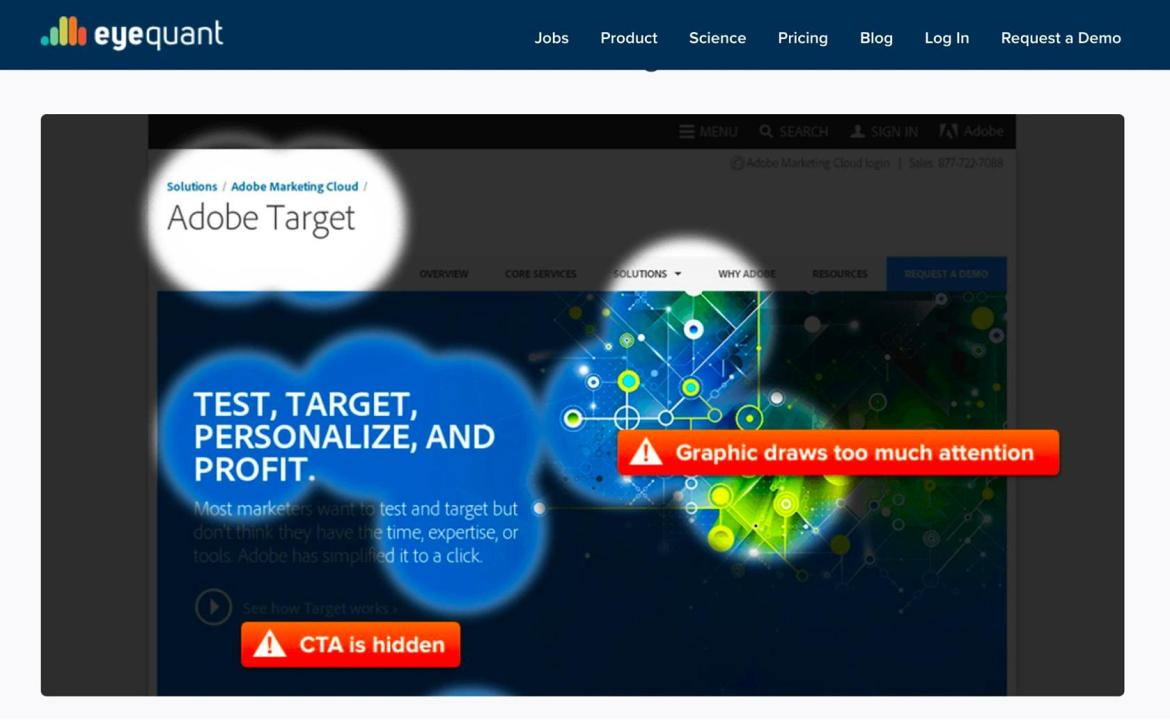 Eyequant uses machine learning to improve CRO.