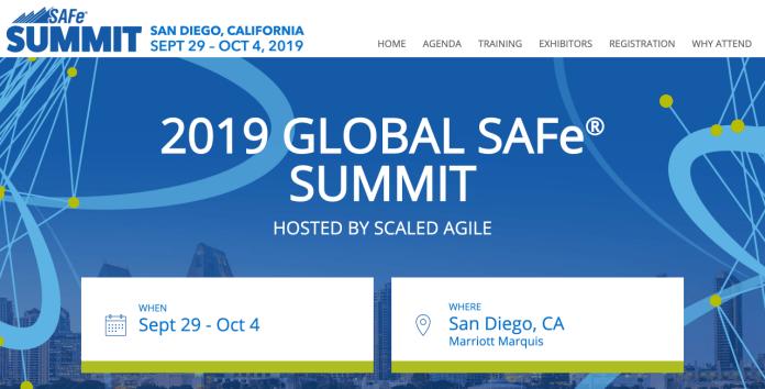 Global SAFe Summit