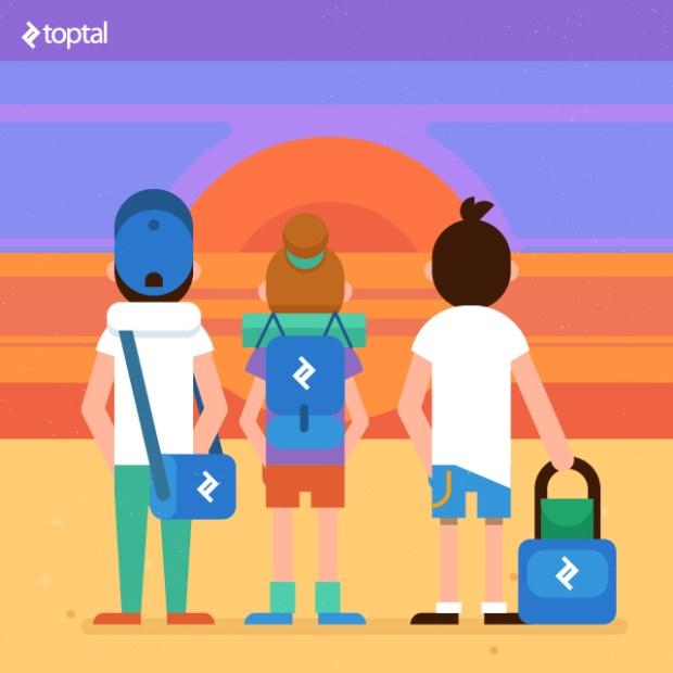 Viaja con compañeros Toptalers o viaja solo. Tenemos comunidades en cientos de ciudades alrededor del mundo.