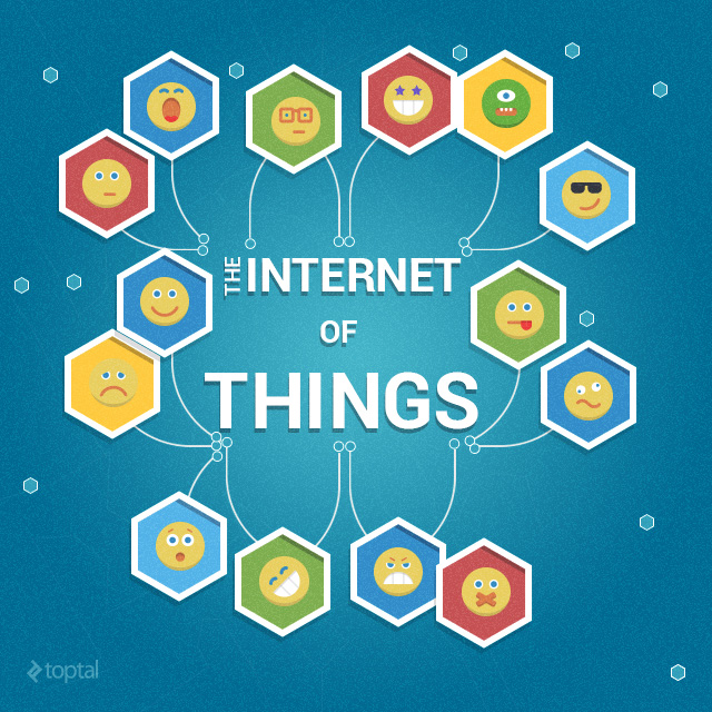 the internet of things - iot