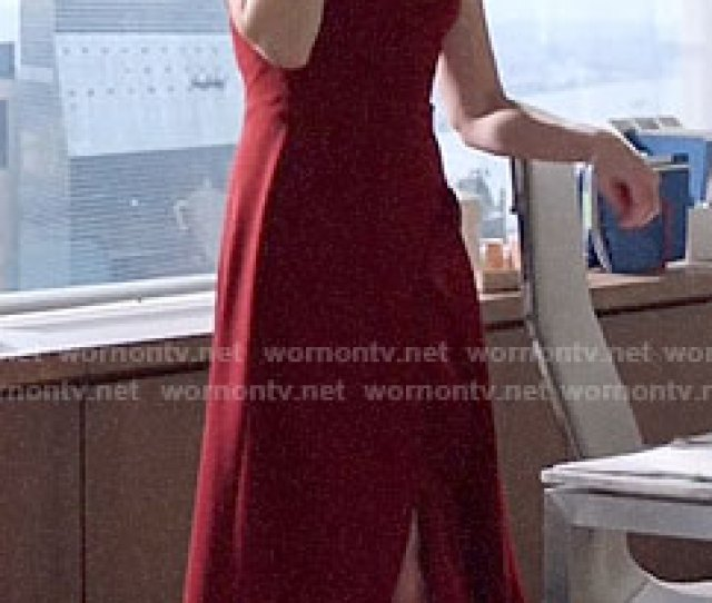 Pin It Donnas Red Asymmetric Ruffle Midi Dress On Suits