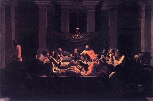 Eucharist - Nicolas Poussin