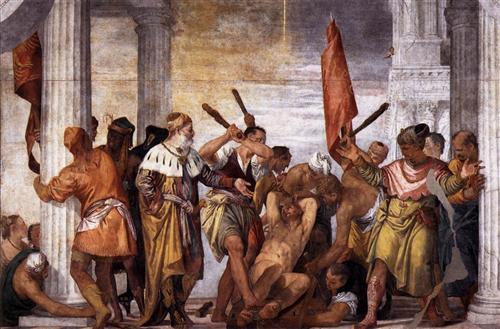Martyrdom of St Sebastian - Paolo Veronese